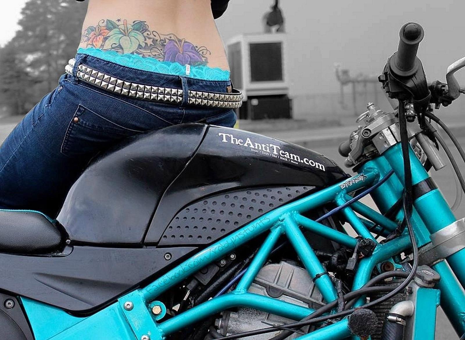 Robyn Stunts Tattoo