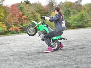 Robyn Stunts 50