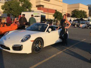 Porsche, Stunt Girl